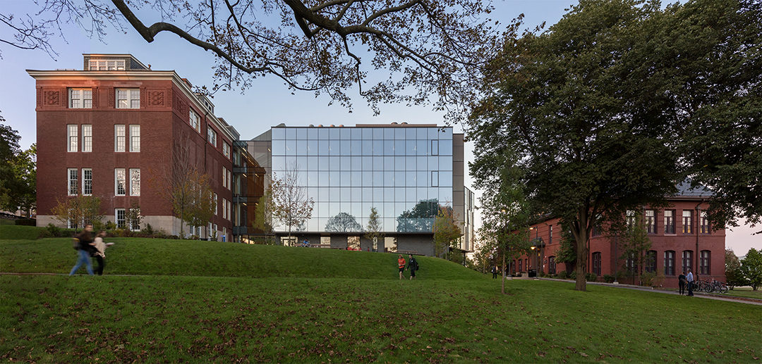 Today We Are Showcasing Our Recently Completed Tufts University Science And  Engineering Complex.