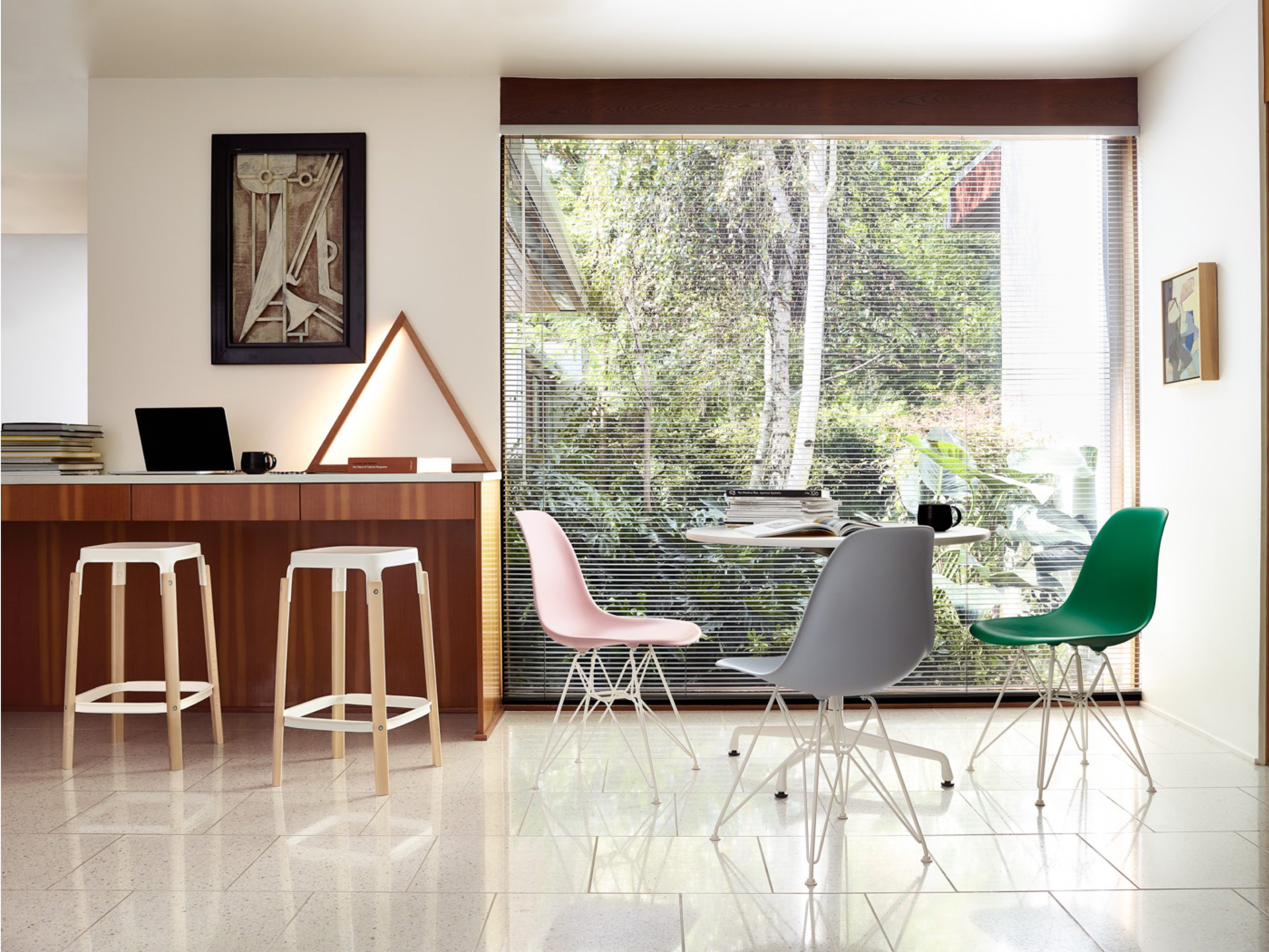 Start Your Collection Of Designer Furniture. Our Suggestion: Eames Molded  Plastic Side Chair.