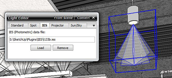 Interactive 360 Panorama View in Sketchup – Payette