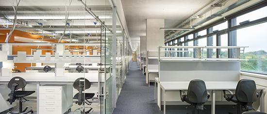Energy Savings Biosciences Research Laboratory Payette