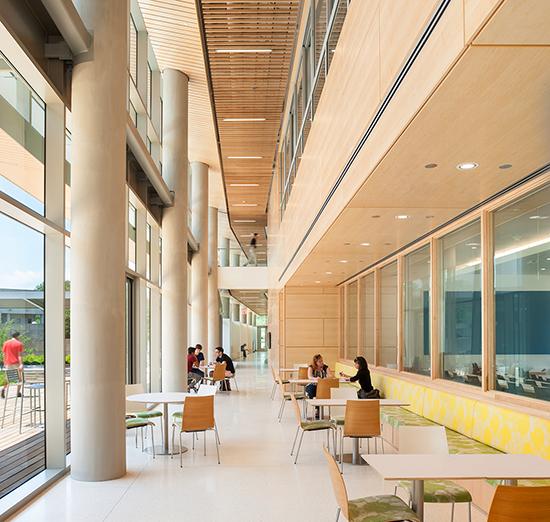 Spotlight on interior design payette for Spotlight design